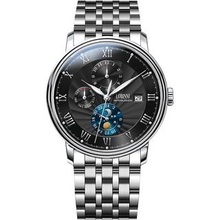 Đồng hồ nam chính hãng Lobinni No.1023LT-10 ( Phiên bản Đặc biệt ), Fullbox, Kính sapphire chỗng xước, chịu nước tốt