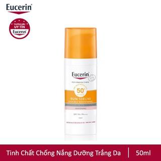 Eucerin Kem Chống Nắng Giúp Giảm Thâm Nám Và Dưỡng Trắng Da Sun Serum Double Whitening SPF50+ 50ml