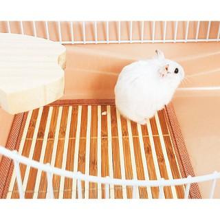 Chiếu tre làm mát mùa hè cho hamster và thú cưng nhỏ thumbnail