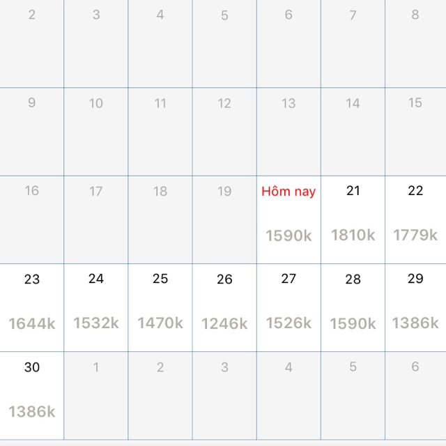 Hà Nội -> Phú Quốc chỉ 942k trong tháng 09 này