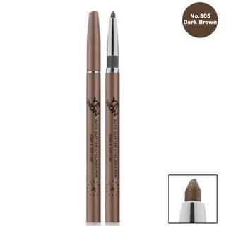 [FREESHIP 99K] Chì kẻ mí kim tuyến Mira Glitter Auto Eyeliner Pen Hàn Quốc No.305 (Nâu) - Hàng chính hãng thumbnail