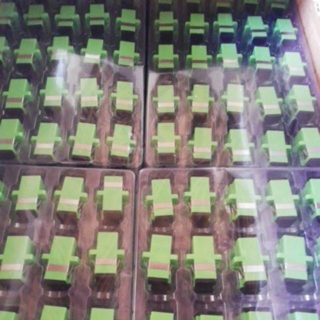 100 Đầu nối quang chuẩn SC/APC Giá chỉ 200.000₫