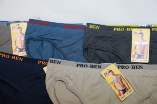 Combo 6 quần lót nam cao cấp PROBEN PB02