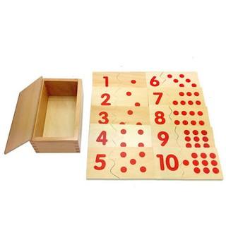 combo 3 hộp thẻ 1-10, bảng hoạc toán cho trẻ
