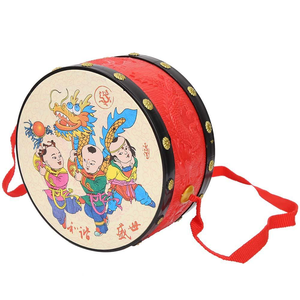 Set Education Drum Toy Hand Kids Children Instrument Musical Early