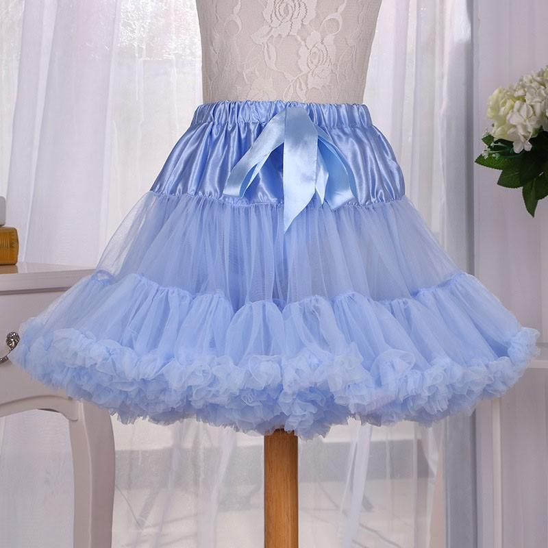 Đầm xoè Tutu quấn nhiều màu sắc lựa chọn