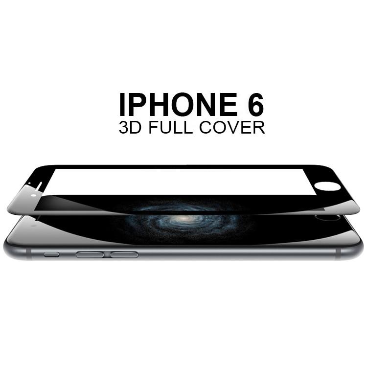 Cường lực Full Màn 3D cho Iphone 6/6s/6plus/6s plus/7/7 plus