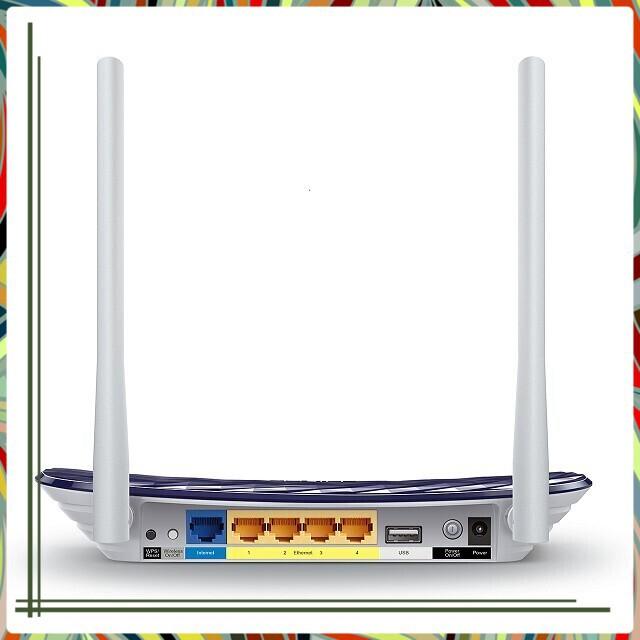 (Siêu tốt ) Router Băng tần kép Wi-Fi AC750 Archer C20