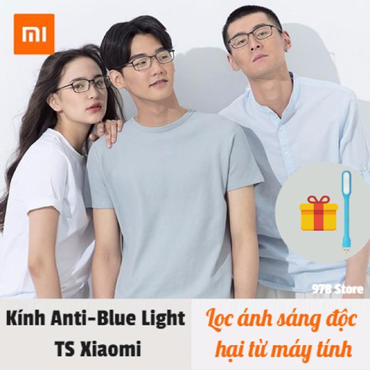 Kính lọc ánh sáng xanh Xiaomi TS Turok Steinhardt -Mắt kính chống ánh sáng xanh TS Xiaomi FU006
