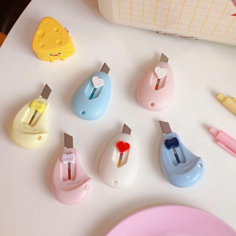 Dao Rọc Giấy Mini Hình Quả Trứng Gà Dễ Thương BiTi Store