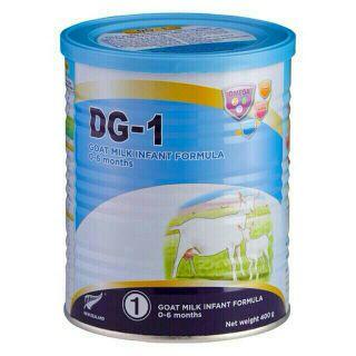 Thanh Lý Sữa Dê DG-1 Hộp 400g [Date 2022 mo p nhe ] thumbnail