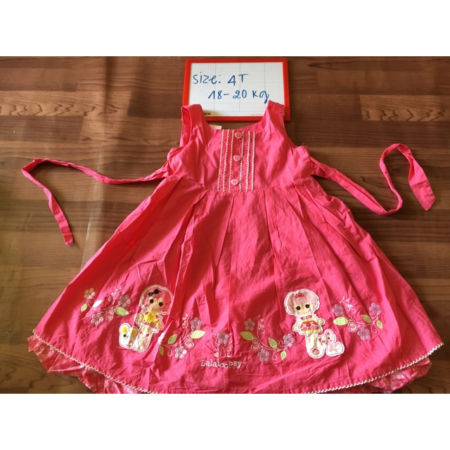 Đầm 2hand bé gái