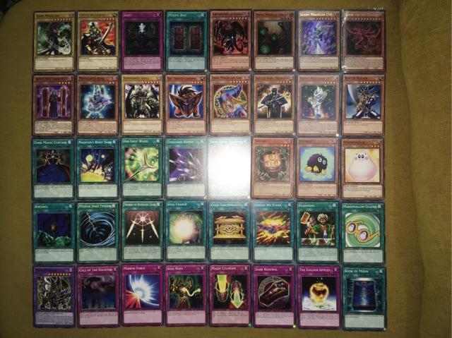 (1 bộ duy nhất) Bộ bài Yugioh! Thần Bài Yugi (40 Cards)