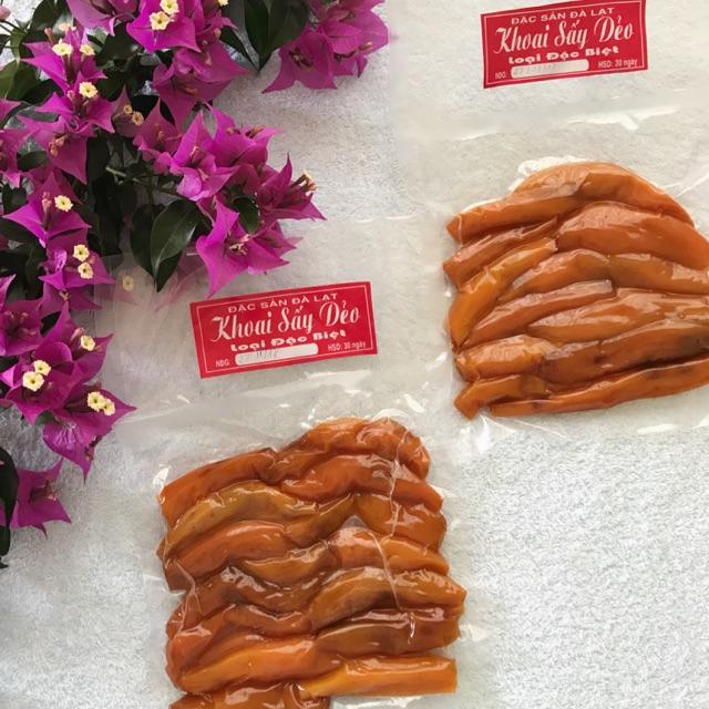 Khoai lang (củ sâm) dẻo Đà Lạt - bịch 500g