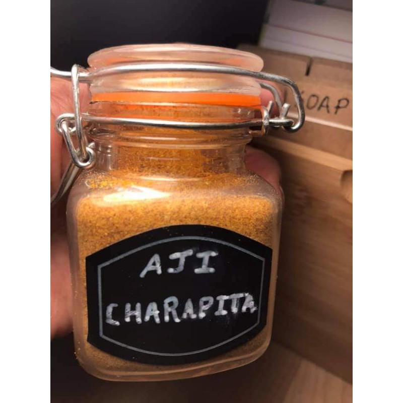 Gói 2 Hạt giống ớt mắc nhất thế giới Aji Charapita