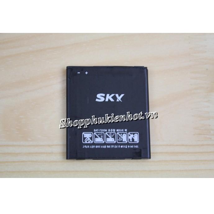 Pin điện thoại Sky A830 - BAT 7200M chính hãng