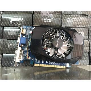 Card màn hình 2GB GT 730 2GB DDR3 vga chơi game Gigabyte
