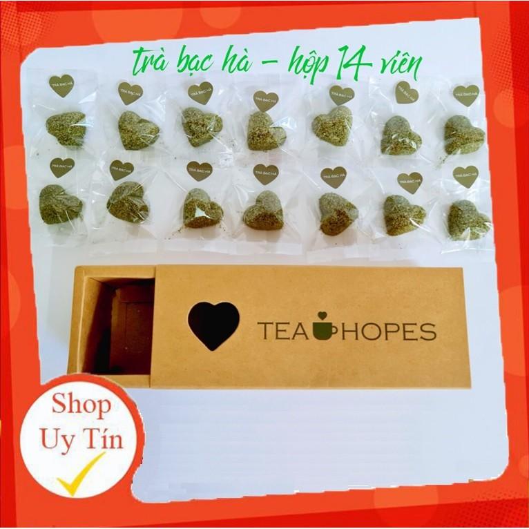Hộp trà ma thuật Tea Hopes - Vị bạc hà - 190g