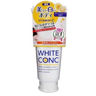 Tẩy Tế Bào Chết Dưỡng Trắng WHITE CONC Nhật Bản 150ml