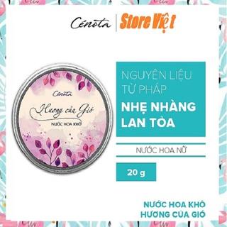 Nước hoa khô hương của gió Cénota, nước hoa khô chính hãng cao cấp- Store Việt thumbnail