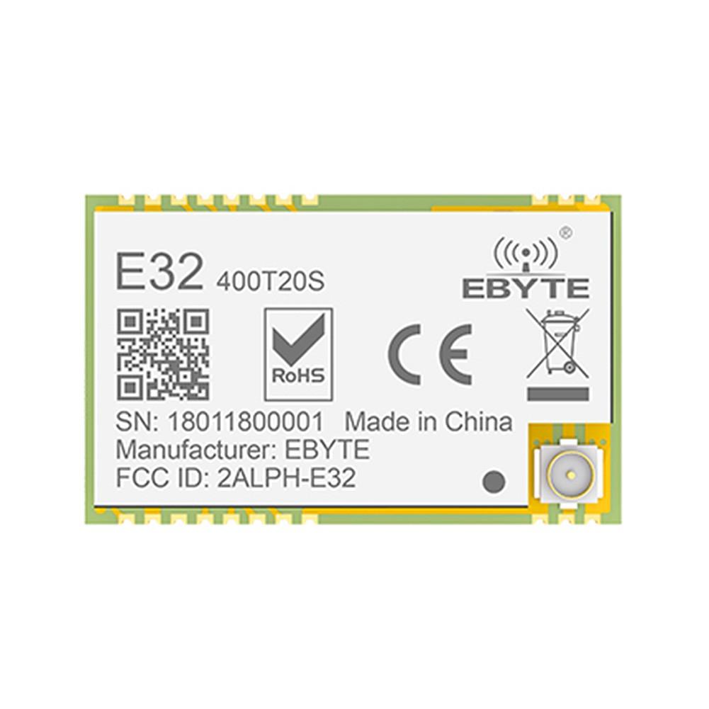 LoRa SX1278 470MHz 100mW 20dBm Iot Transmitter and Receiver
