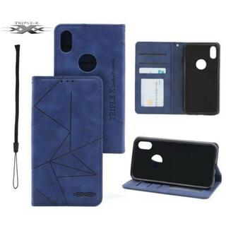 Bao da điện thoại nắp lật dạng ví từ tính thời trang cho Realme 3 Realme 3 Pro Realme 7 Pro thumbnail