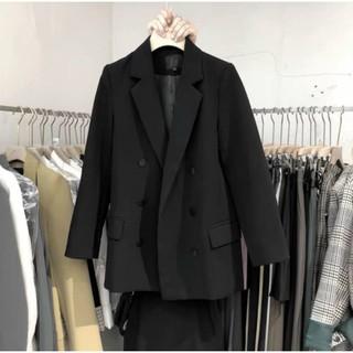 Áo vest nữ cao cấp Trắng Đen thumbnail