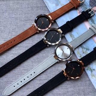 đồng hồ thời trang nữ không số GOGU O172
