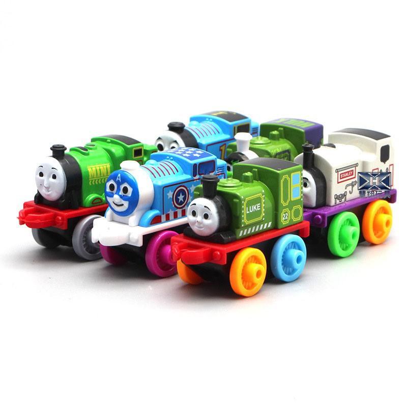 ( Hàng ORDER ) - Đoàn tàu sắt 6 toa