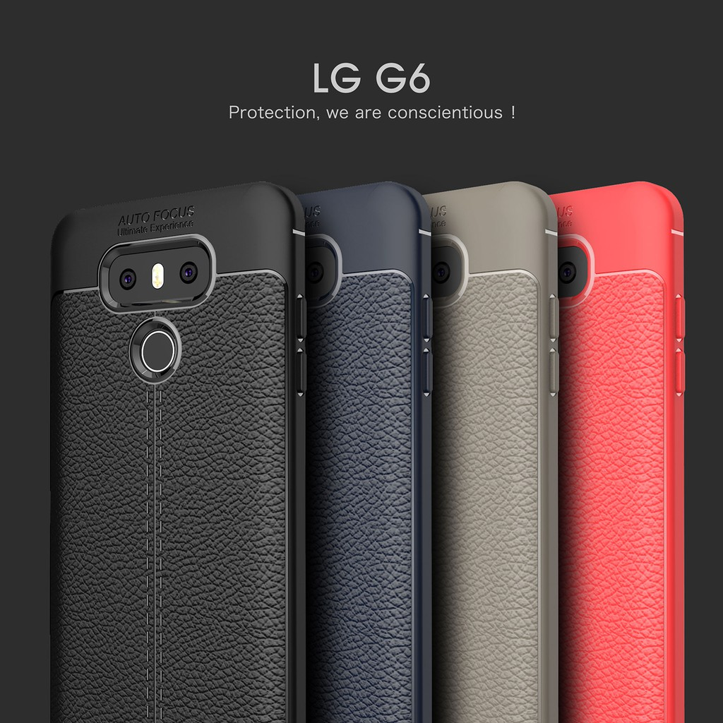 ốp lưng g6 - ốp lưng giả da LG G6