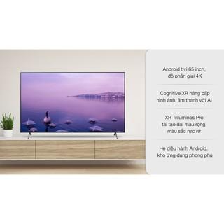 Tivi Sony 4K 65 inch XR-65X90J Mới 2021