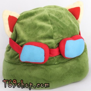 Mũ cosplay Teemo – game League Of Legends