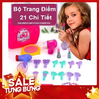 Bộ Đồ Chơi Trang Điểm Dành Cho Bé Gái Fashion 8311 -Hàng nhập khẩu
