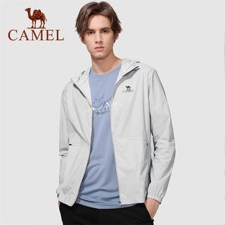 CAMEL Men s Outdoor Skin Clothing Breathable Comfortable Casual Jacket thumbnail