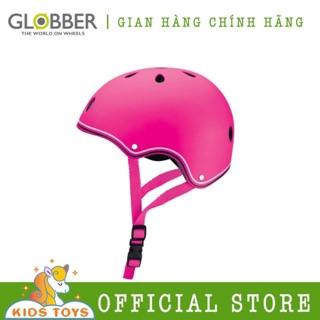 Mũ bảo hiểm Globber Junior - Hồng