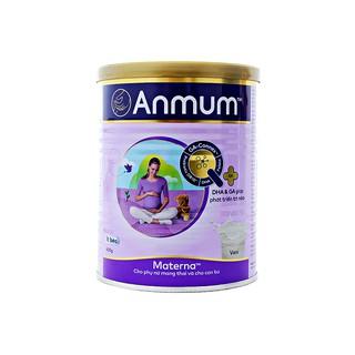 Sữa Bà Bầu Anmum Materna Hương Vani Hộp 400g (Dành cho bà mẹ mang thai và cho con bú) thumbnail