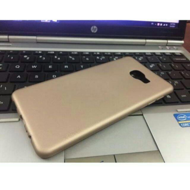 Ốp dẻo x-level cho Samsung C7
