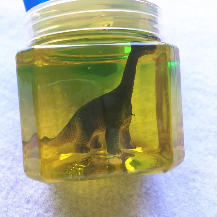 đồ chơi slime -chất nhờn mềm - slime có hình khủng long mã ZMY43 Gshop