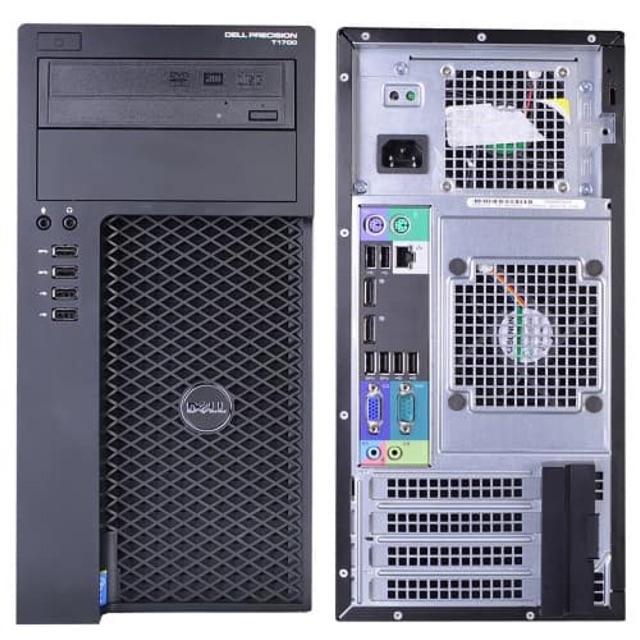 thùng máy workstation dell t1700 mt đứng sk1150, thế hệ 4 Giá chỉ 7.500.000₫