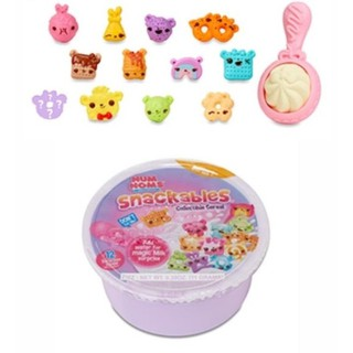 NUM NOMS SERIES 1 SNACKABLES COLLECTIBLE CEREAL SET