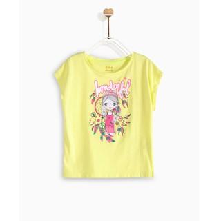 Áo Thun Bé Gái M.D.K Boho Girl T-shirt M.D.K