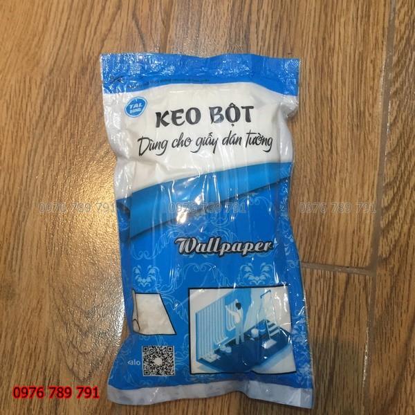 Keo Bột Dán Giấy Dán Tường Túi 150 gram