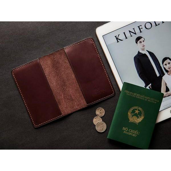 Bao da Passport Simple