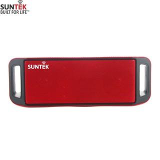 Loa bluetooth SUNTEK S2024 Đỏ Đen