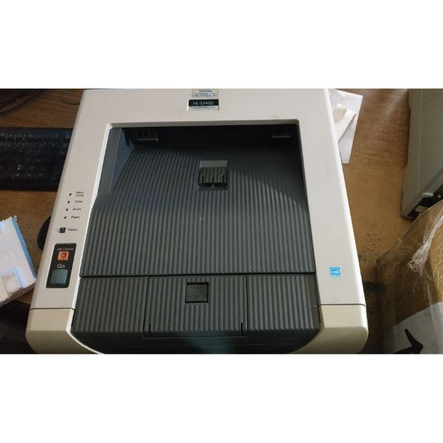 Máy in 2 mặt Brother HL-5340D (tự động đảo mặt) Giá chỉ 1.380.000₫