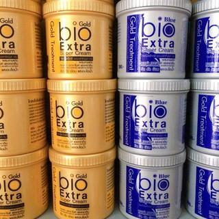 Kem Ủ- Hấp tóc siêu thơm mượt Bio Extra Super Cream nội địa Thái hũ 500mL thumbnail