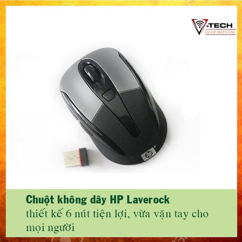 Chuột không dây HP Laverock, kết nối không dây đến 10m, chuột máy tính không dây có nút điều chỉnh D - 2937570 , 99374455 , 322_99374455 , 129000 , Chuot-khong-day-HP-Laverock-ket-noi-khong-day-den-10m-chuot-may-tinh-khong-day-co-nut-dieu-chinh-D-322_99374455 , shopee.vn , Chuột không dây HP Laverock, kết nối không dây đến 10m, chuột máy tính không dâ
