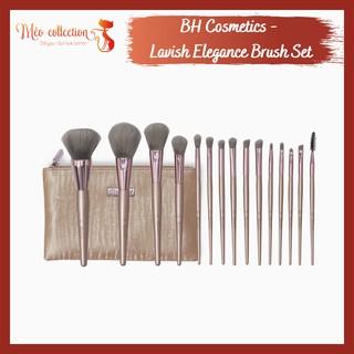[TÁCH LẺ] Cọ BH Cosmetics - Lavish Elegance 15-Piece Brush Set thumbnail