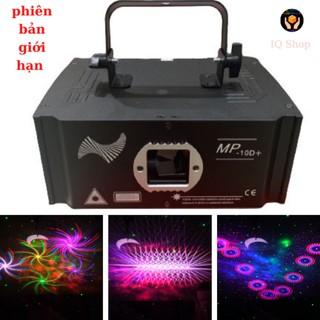Đèn Laser Cao Cấp MP 10D+ Plus. Đèn Led Trang Trí Phòng Karaoke, Sân Khấu