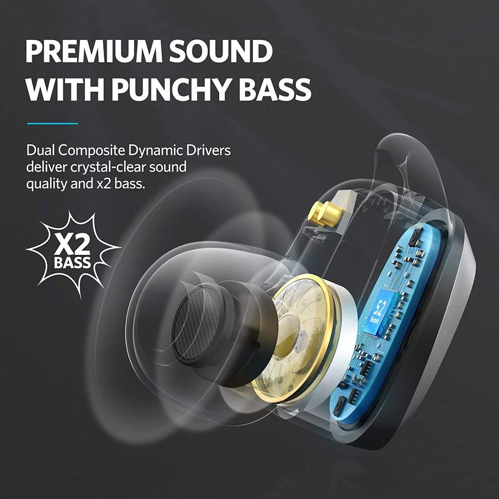 Tai nghe EarFun Free Pro True Wireless - Chính hãng phân phối